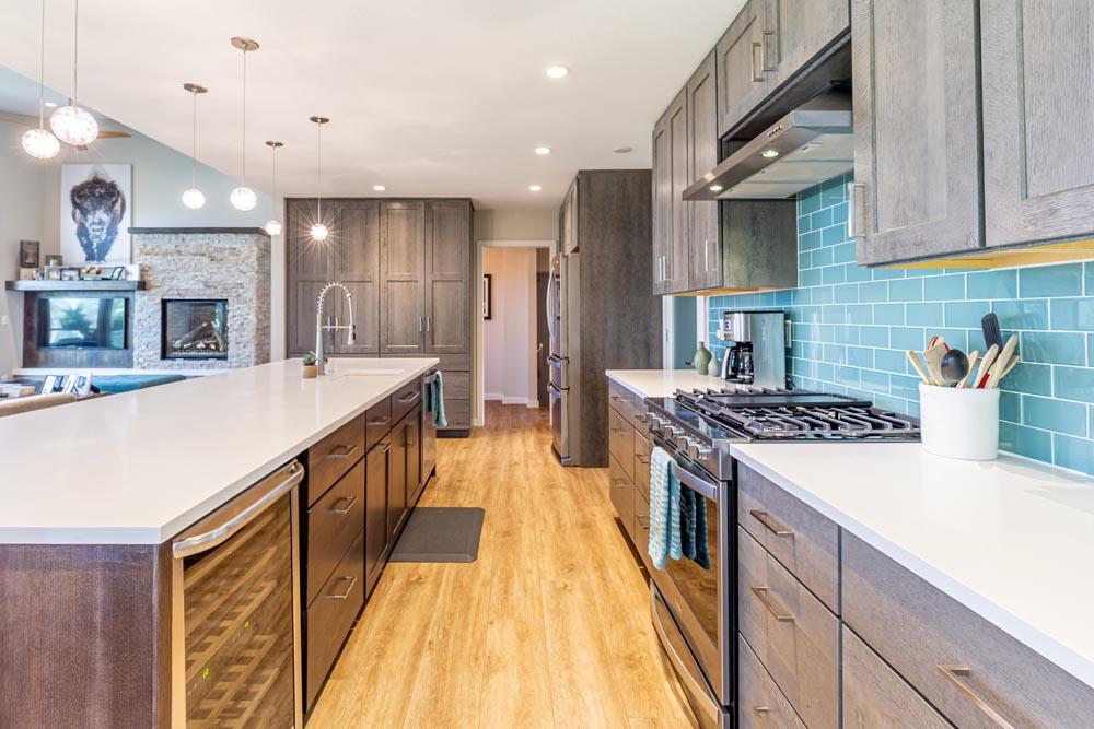 luxury kitchen remodel steamboat springs colorado