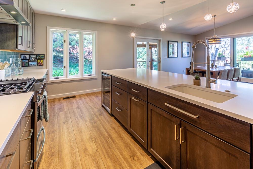 luxury kitchen remodel gerber berend design build