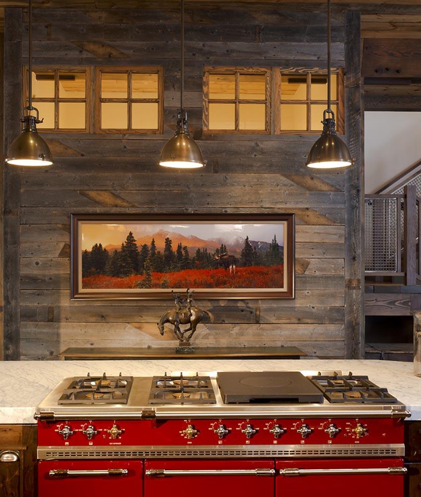 luxury open kitchen custom build by gerber berend