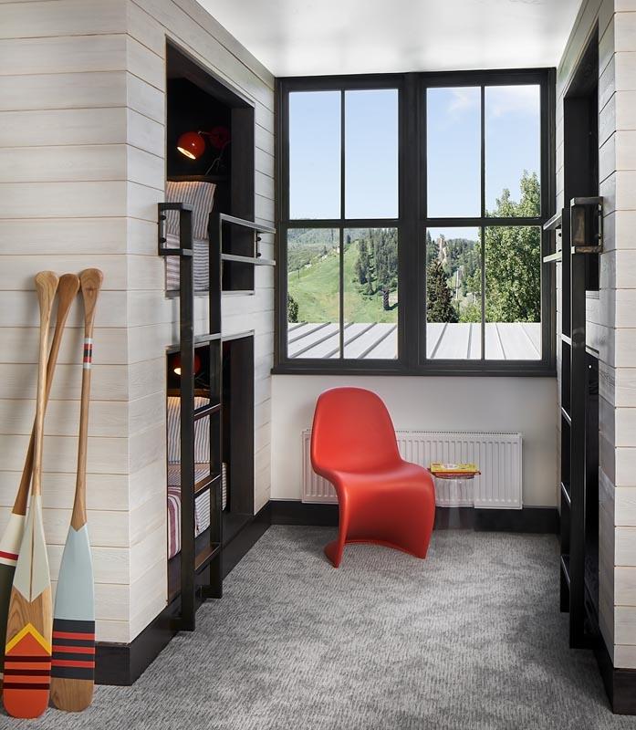 Bunk room custom design at 9th street by gerber berend