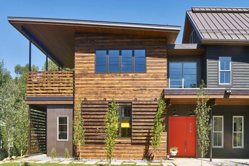 Gerber berend custom design build home exterior
