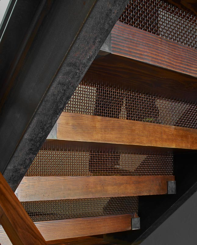 gerber berend custom architecture and design staircase detailing