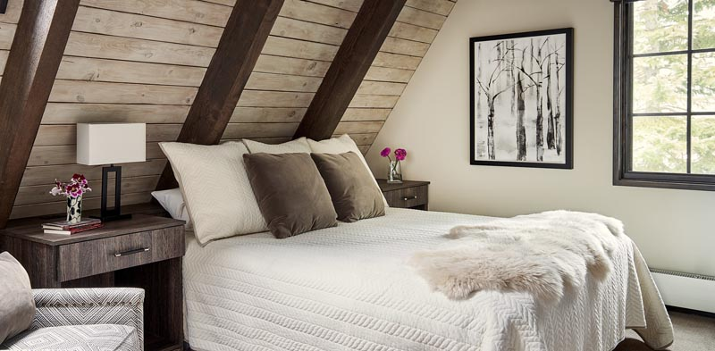 loft room design by gerber berend