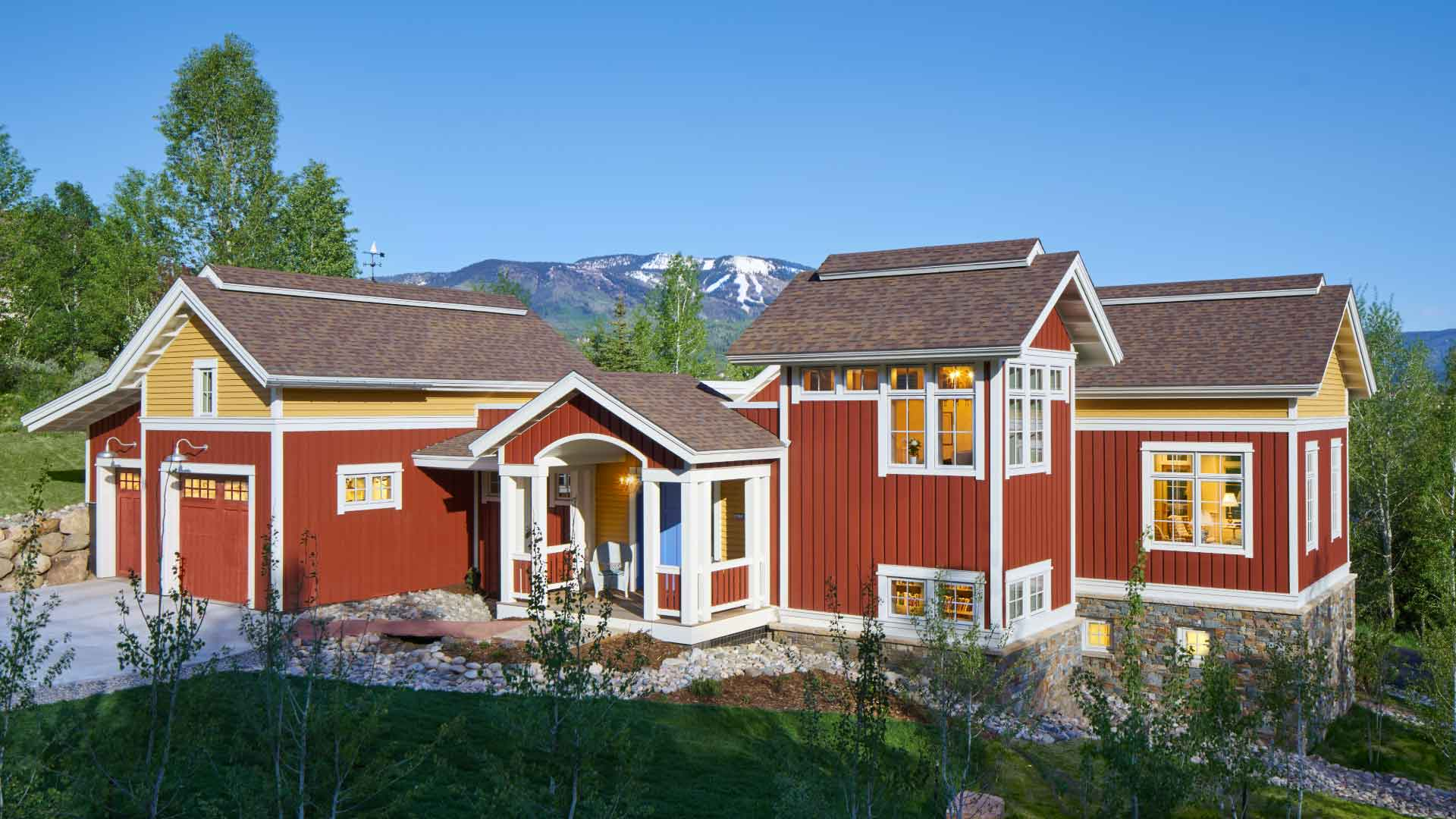home in colorful colorado constructed by gerber berend design build