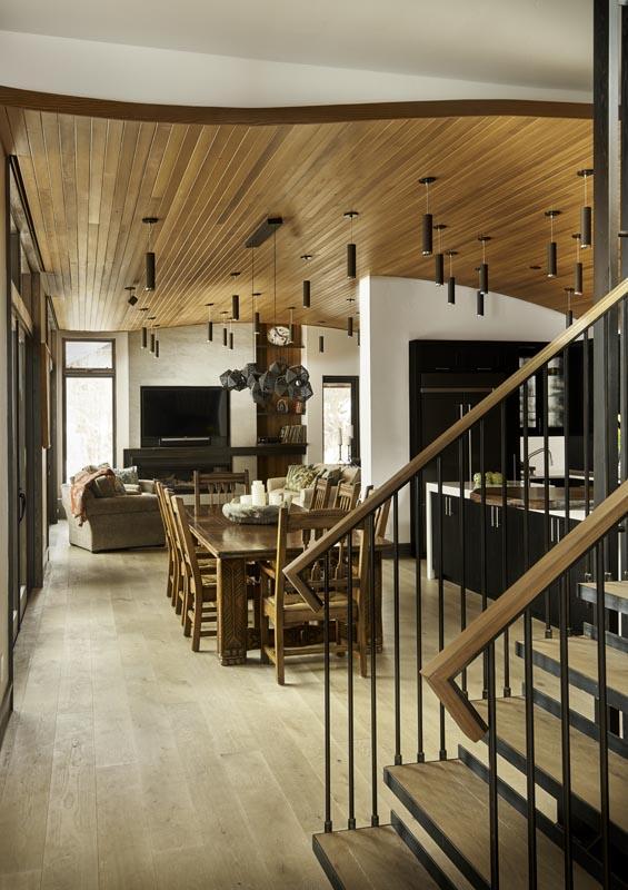 interior architecture and design zen den custom home