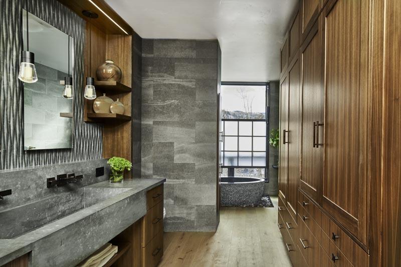 interior bathroom and zen den design by gerber berend